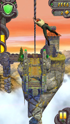 TEMPLE RUN 2 NOW AVAILABLE ON APPLE APP STORE