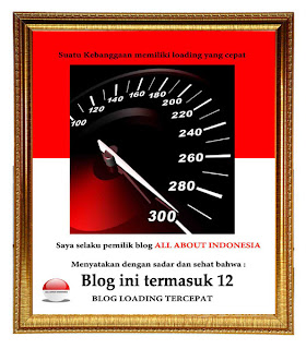 Blog Loading Tercepat Award Blog Netfori