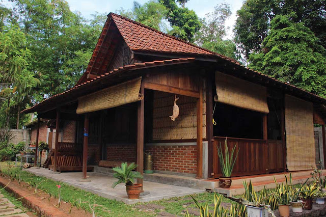 Tips Mendesain Rumah Jawa Modern