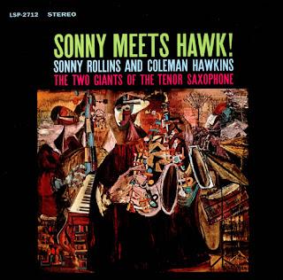 Sonny Rollins, Coleman Hawkins, Sonny Meets Hawk