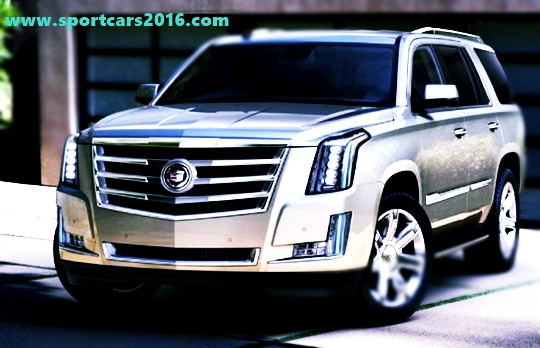 New Cadillac Escalade Ext
