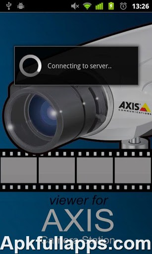 Viewer for Axis Camera Station v1.3
