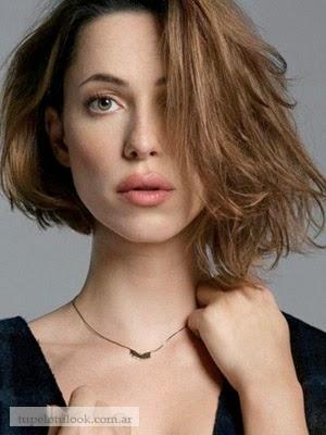 cortes de cabello 2014 medios medianos