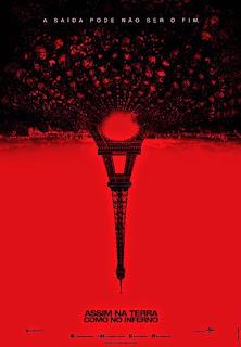 Assim Na Terra Como No Inferno - BDRip Dual Áudio