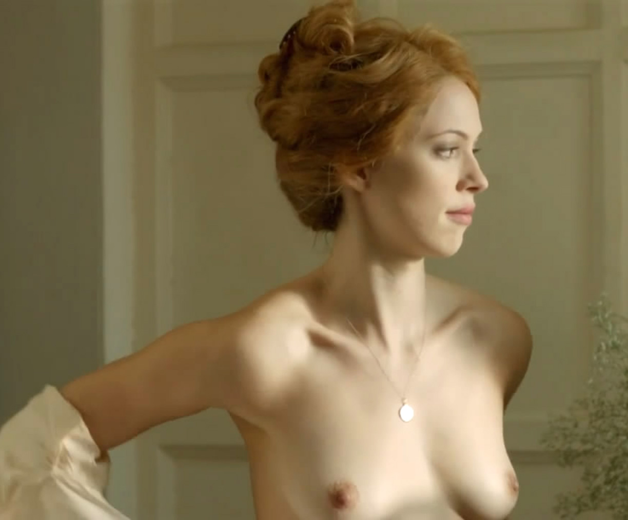 History! i see naked rebecca hall for that