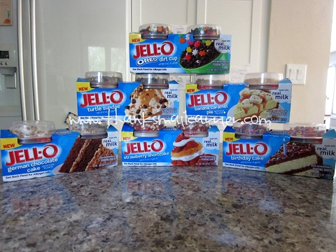 JELL-O with Mix-Ins review