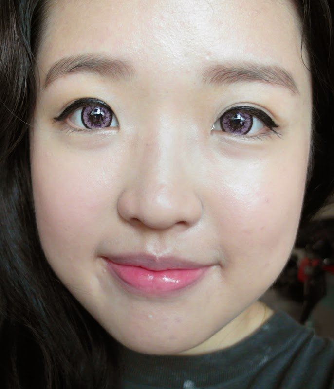 IOPE Air Cushion Blusher Shade Number 1 Rose Pink Review lunarrive Korean Makeup