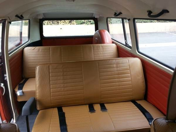restored vw bus champagne edition buy classic volks