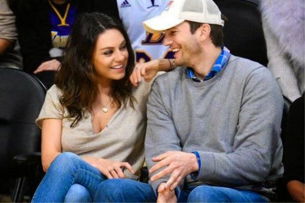 Mila Kunis & Ashton Kutcher Berhasrat Kahwin, info, terkini, hiburan, sensasi, mila kunis, ashton kutcher, wyatt isabelle, Hollywood celebrities,