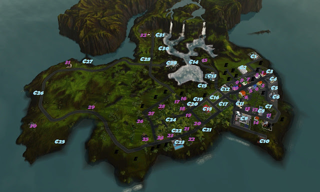 Aznsenseis sims 3 store blog aurora skies map guide feedback is greatly appreciated and i hope you guys are well informed on what lots families and sims are there in this brand new world gumiabroncs Choice Image