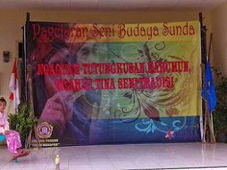 acara Seni Budaya Sunda