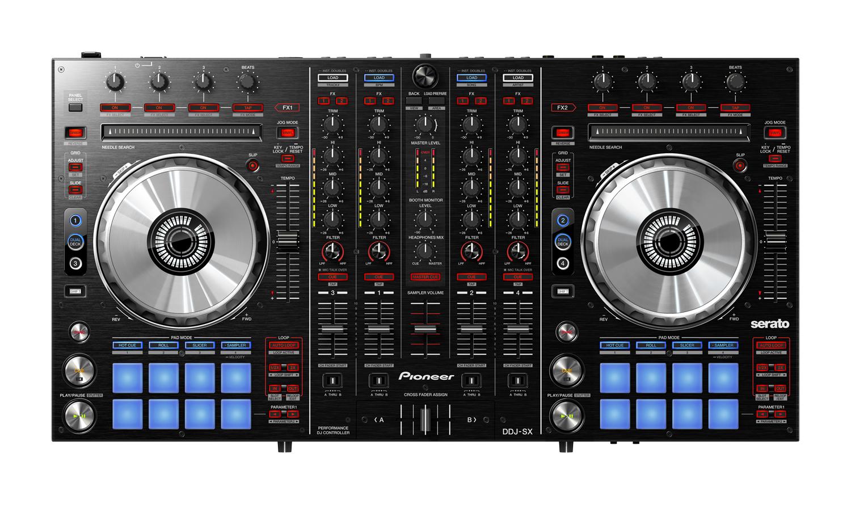 Vicx Beat Mix Controller Pioneer Ddj Sx