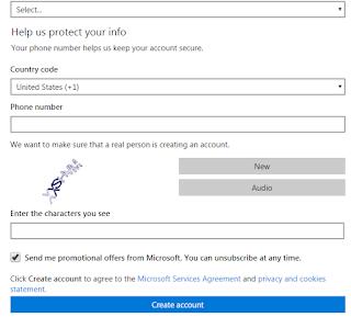Cara Mendaftarkan atau Menambahkan Blog atau Web ke Bing
