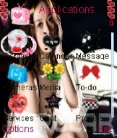 Theme Symbian : Free Download Theme Aura Kasih Symbian s60v2 And s60v3