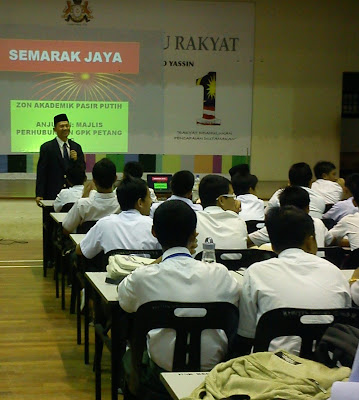 Program Semarak Jaya Siri (1)