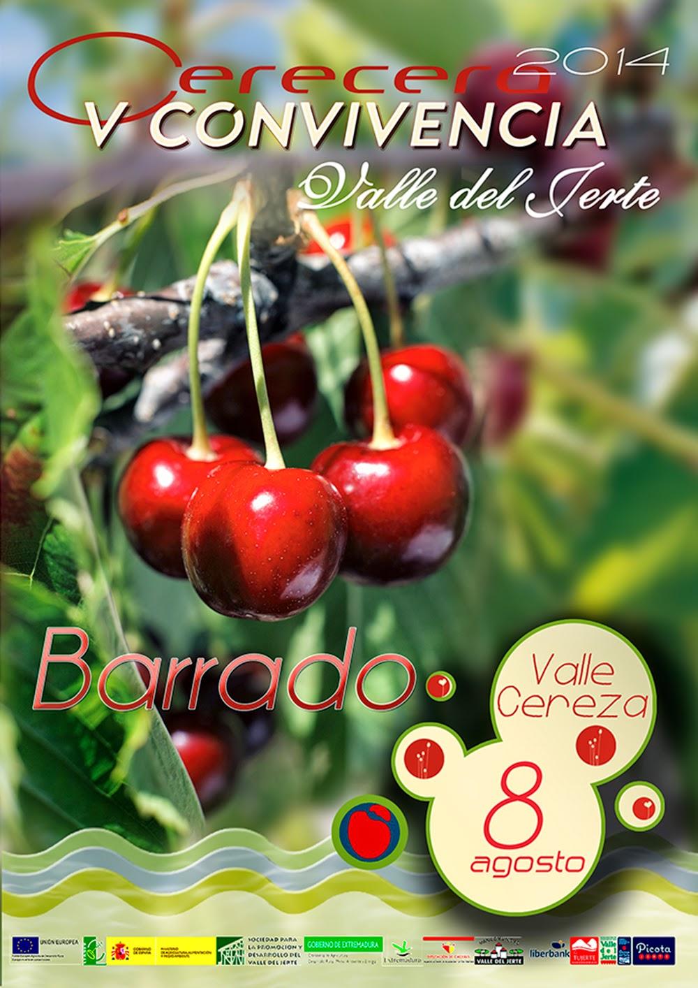 Convivencia Cerecera 2014. Valle del Jerte