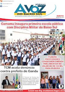 JORNAL IMPRESSO EDIÇÃO Nº 63 ( MARÇO DE 2019)