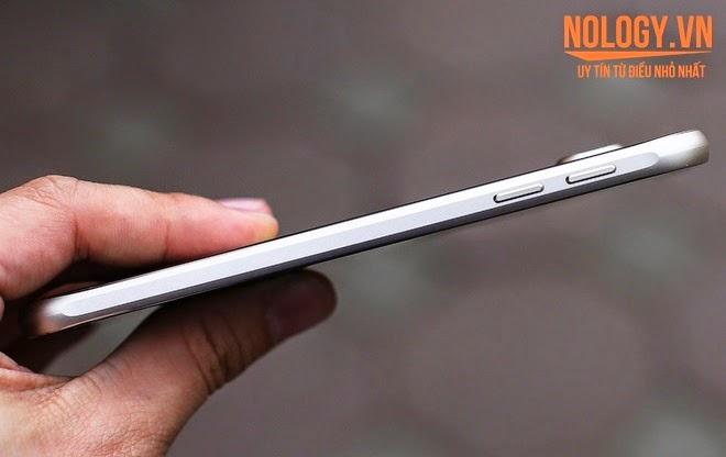 Cạnh rìa của Samsung Galaxy S6 2 Sim xách tay