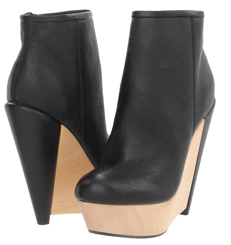 shoe of the day kelsi dagger acalia wedge boots