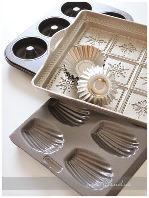 foremki do ciastek i formy do pieczenia ciast - przewodnik (forma do shortbread do magdalenek do donutów)