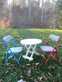 A New Look for the Little Folding Chairs