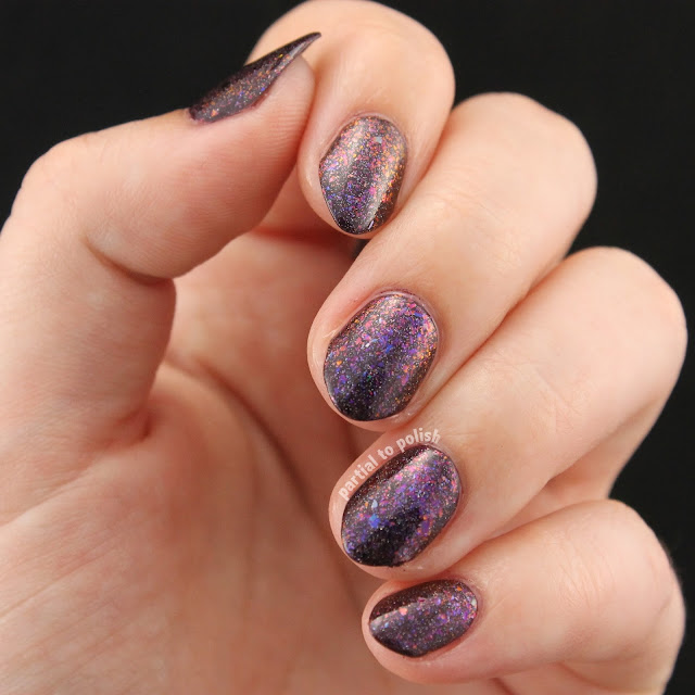 ILNP Phoenix (H) Over Essie Carry On