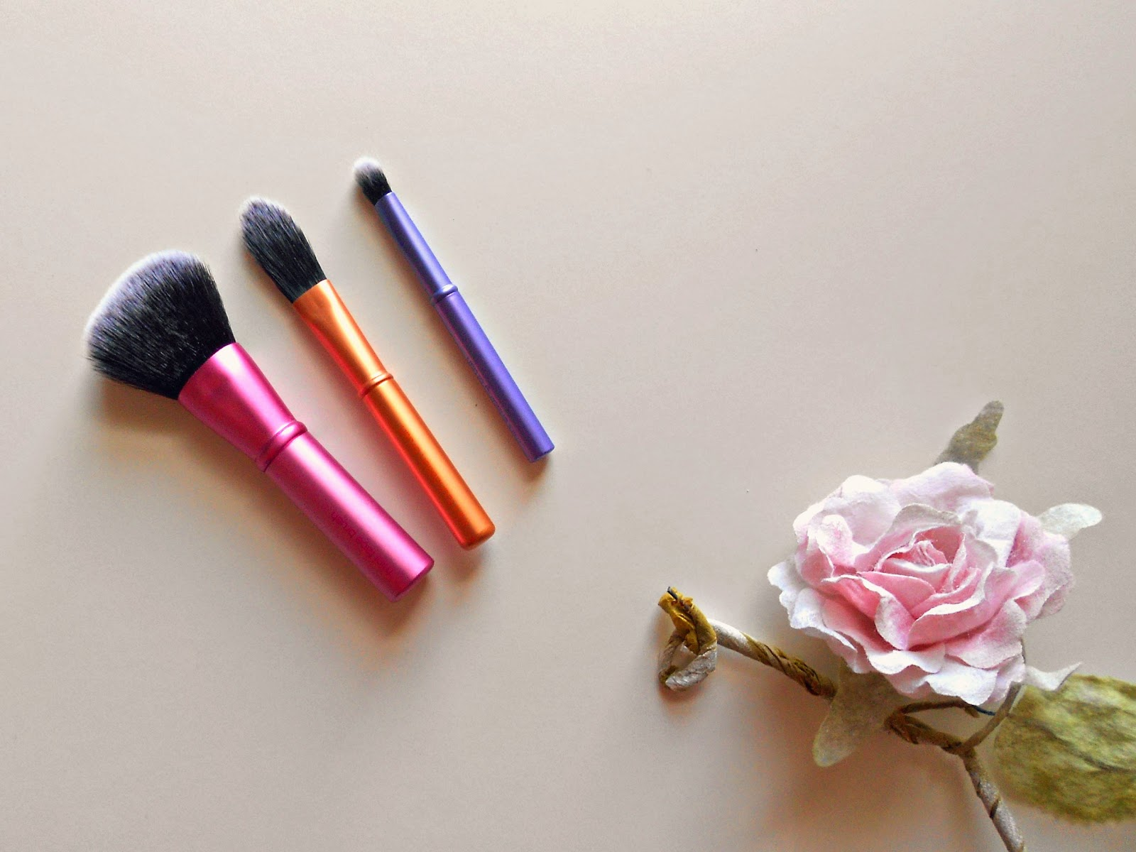 Real Technique Travel Brushes