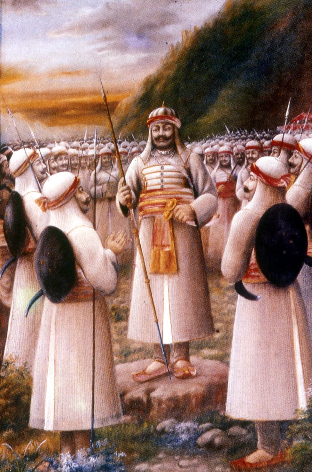 Maharana Pratap  The Bravest of the Brave
