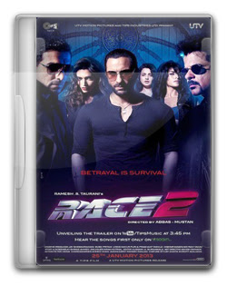 Race 2   DVDRip AVI + RMVB Legendado