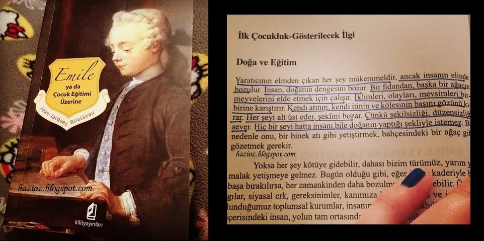 Jean Jacques Rousseau, Emile