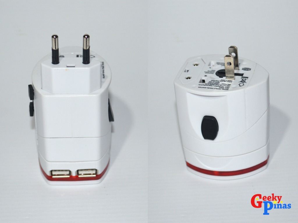 ATEN Philippines World Travel Adapter