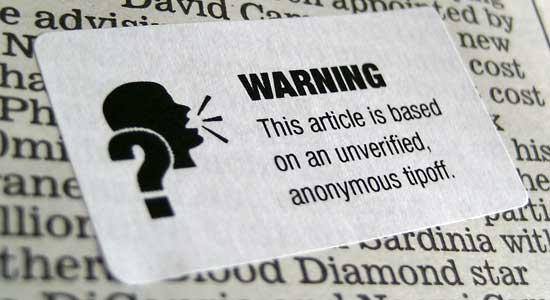 verifikasi dan kredibilitas media online