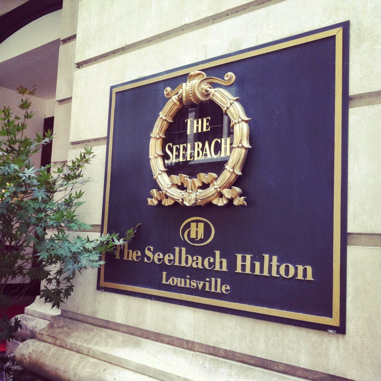 Seelbach Hilton Hotel