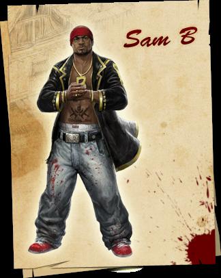 Dead Island - Sam B