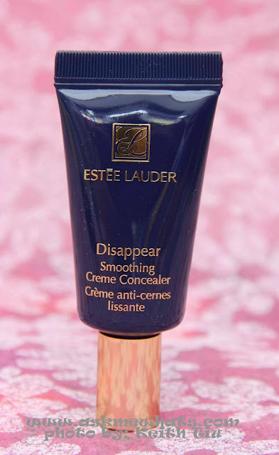 a photo of Estee Lauder Disappear Smoothing Cream Concealer Review
