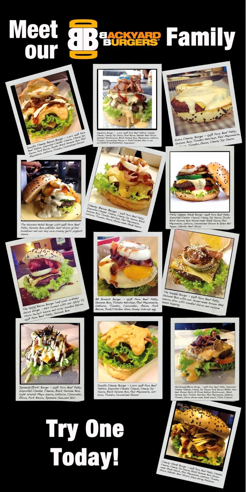 eats good to be in cagayan de oro backyard burgers will be in cdo