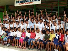 Jag sponsrar Adlawans skola i Filippinerna