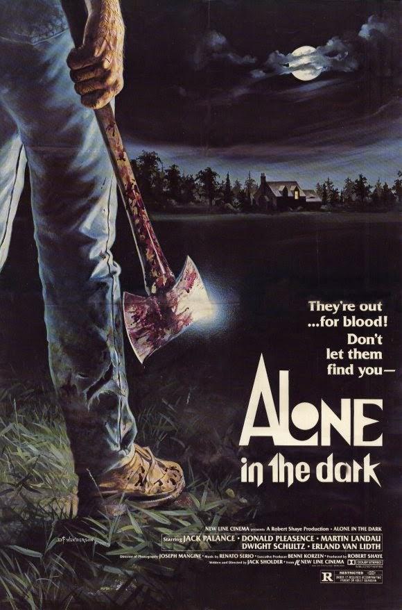 Alone In The Dark (1982) poster