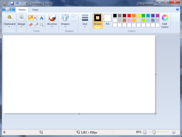 Andy 39 s place the new microsoft paint for windows 7 Paint software free download