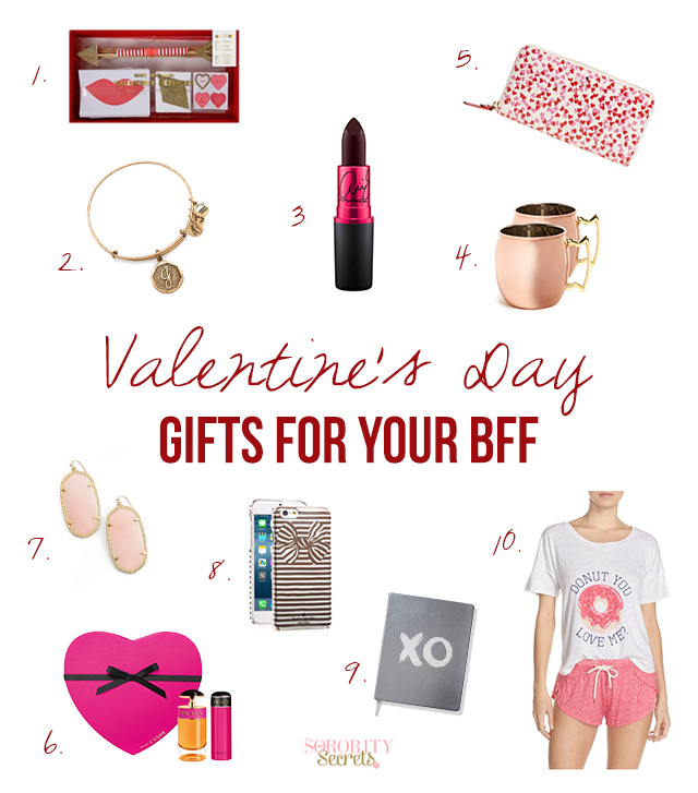 The Sorority Secrets Valentine S Day Gifts For Your Bff