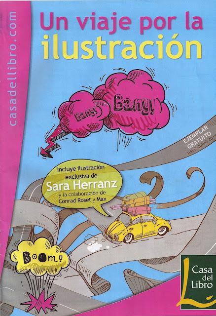 Catálogo Casa de Libro_Un viaje por la ilustración