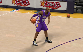 NBA 2K13 Nike Zoom Kobe VII System Supreme Shoes