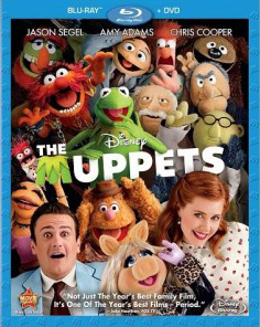 The Muppets (2011) BluRay 720p BRRip Poster