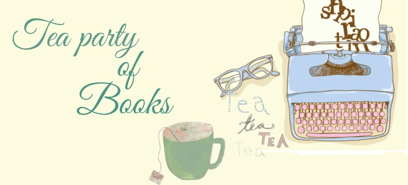 Tea party of Books ��