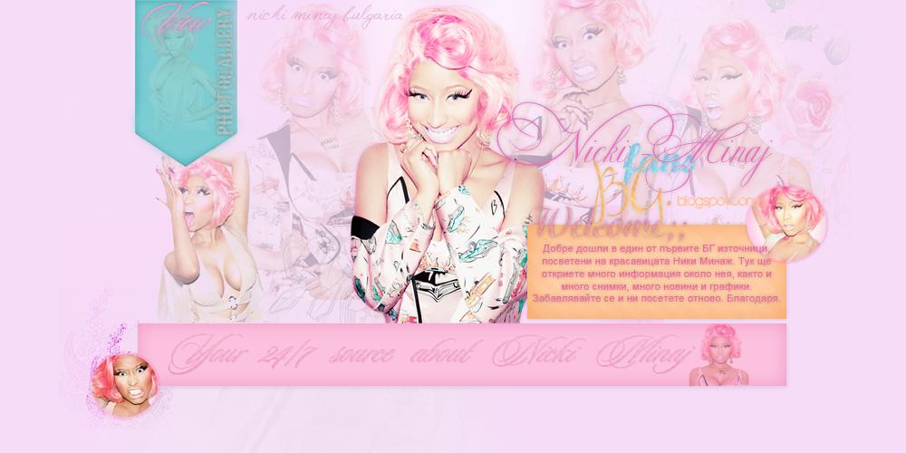 Nicki Minaj Fans Bg