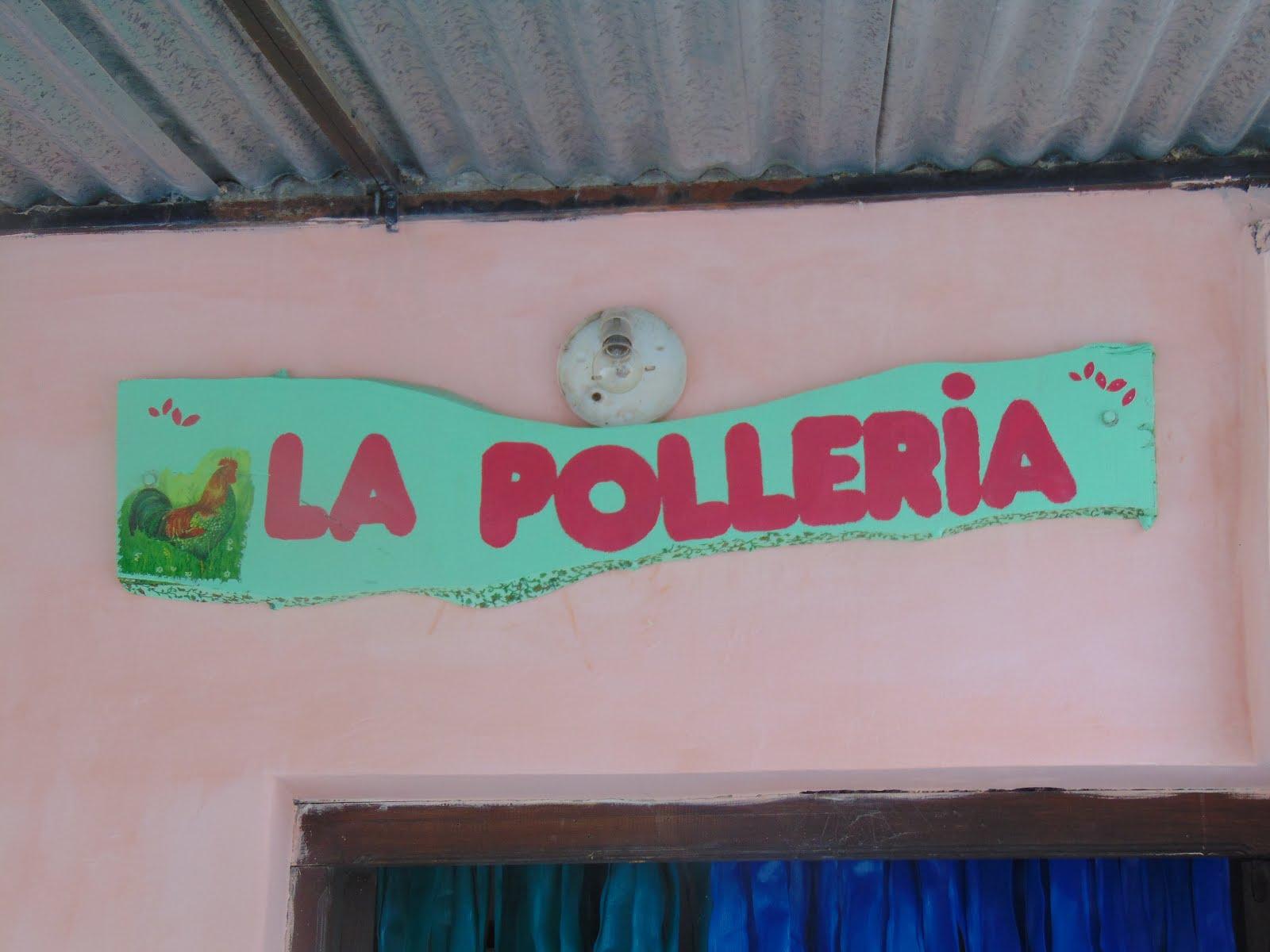 LA POLLERIA