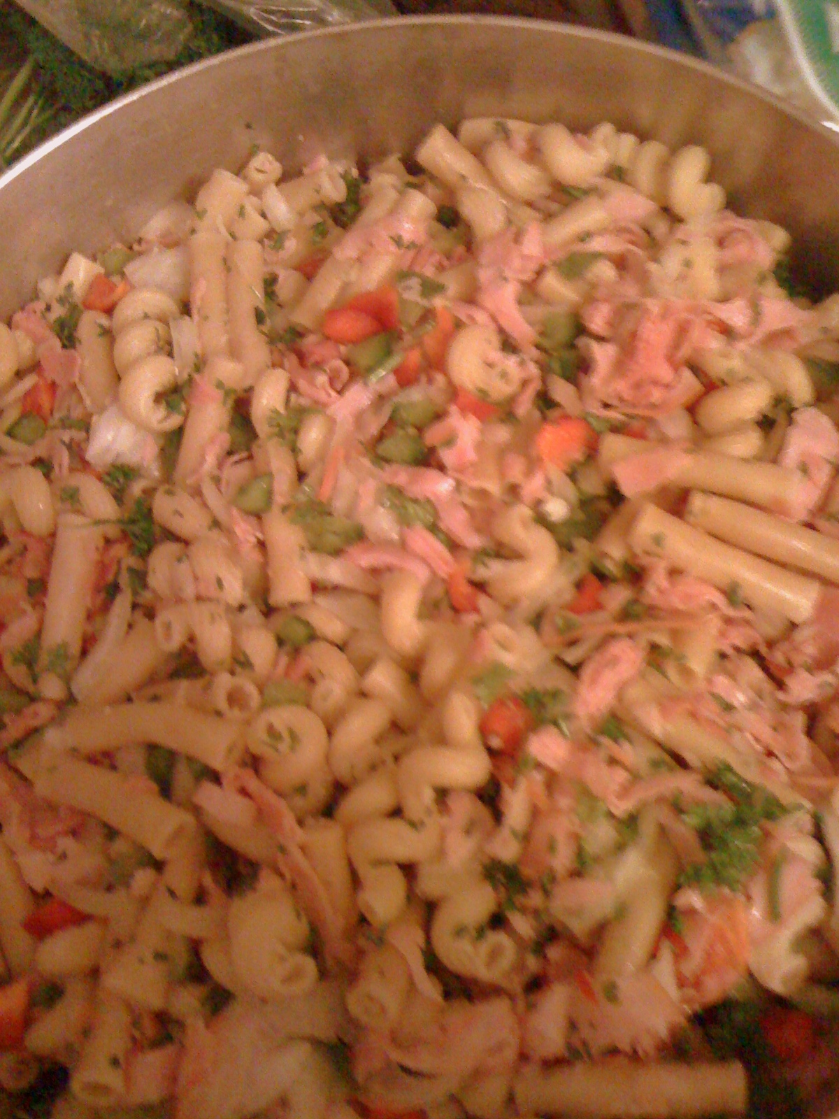 Haitian Macaroni Au Gratin A l'haitienne: macaroni au gratin recipe+ ...