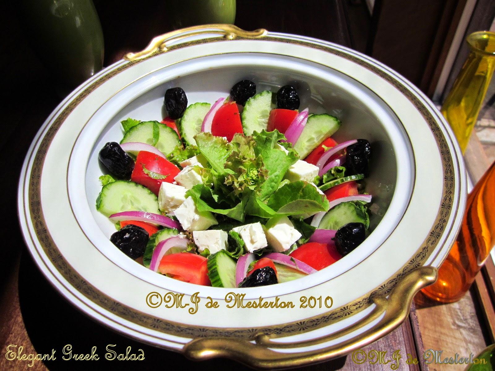 Visit the Elegant Cook, M-J de Mesterton