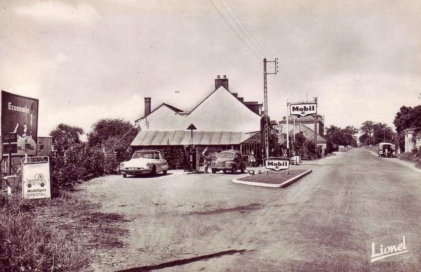 L 39 univers du garage et de la station service station service for Garage ford la chapelle sur erdre