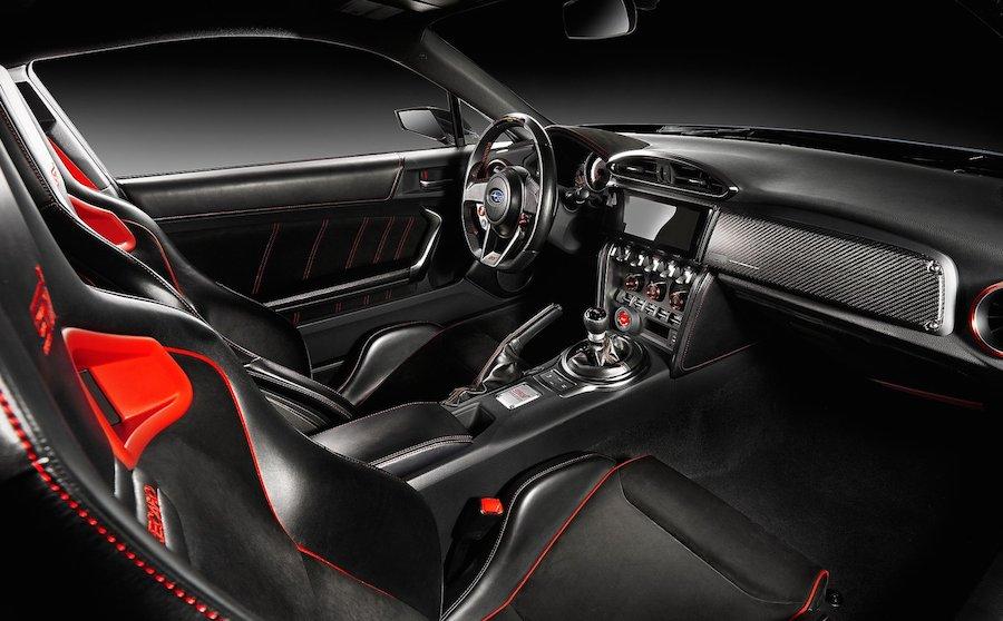 スバル、BRZベースのコンセプトカー「STIパフォーマンス」を発表
